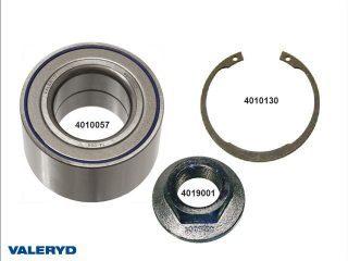 Hjullagersats passar till AL-KO 2051 Euro, till 1 hjul